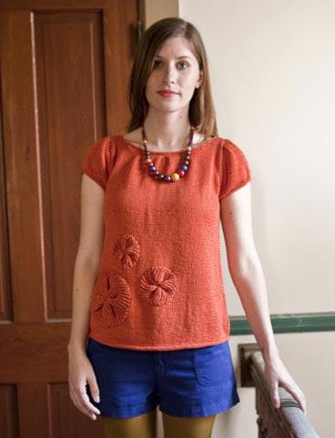 Новые тенденции вязаной моды