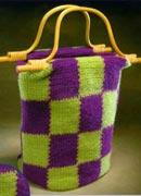 ...страницу скачивания книги: Вязание спицами, крючком.  Вязаные сумочки.