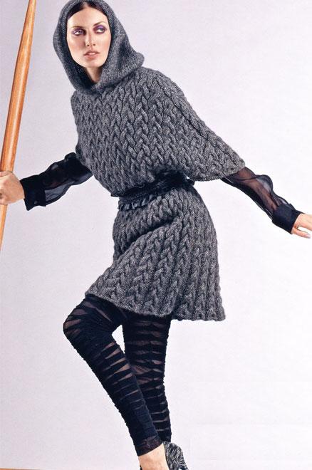 Модели вязания спицами и крючком для женщин Вязание спицами и крючком.