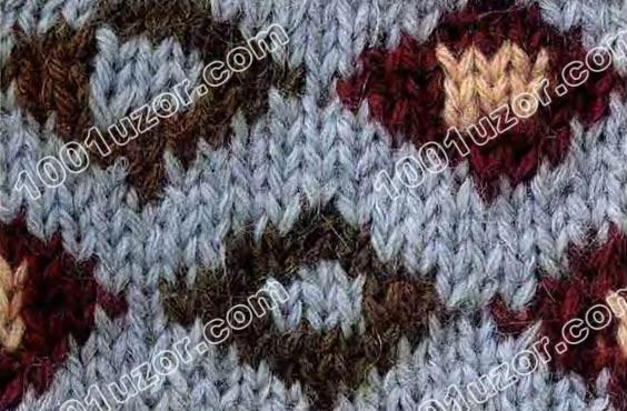 Вязание крючком. 5545 схемы вязания платья, салфеток, пледа