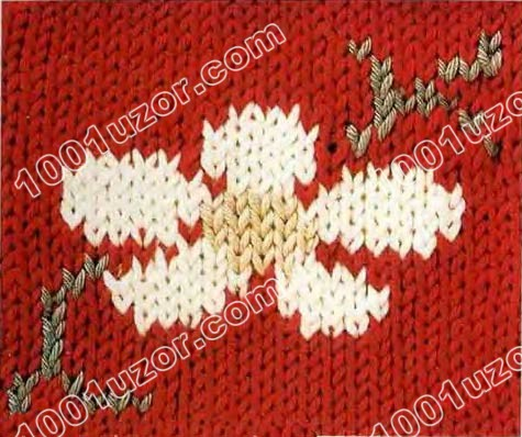 Описание: вязание спицами узоры из кос.