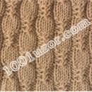 Рхемы для вязания спицами, вязание на. узоры косы и сдвоенные косы для...