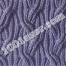 вязание спицами соты. узоры для вязания спицами со схемами соты.